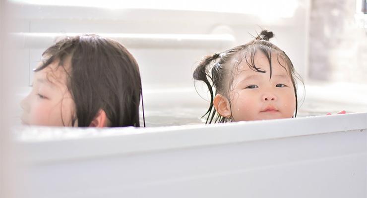 お子さんがお風呂を嫌がったらどうする?