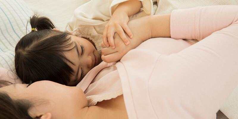 子供が赤ちゃん返りをする心理