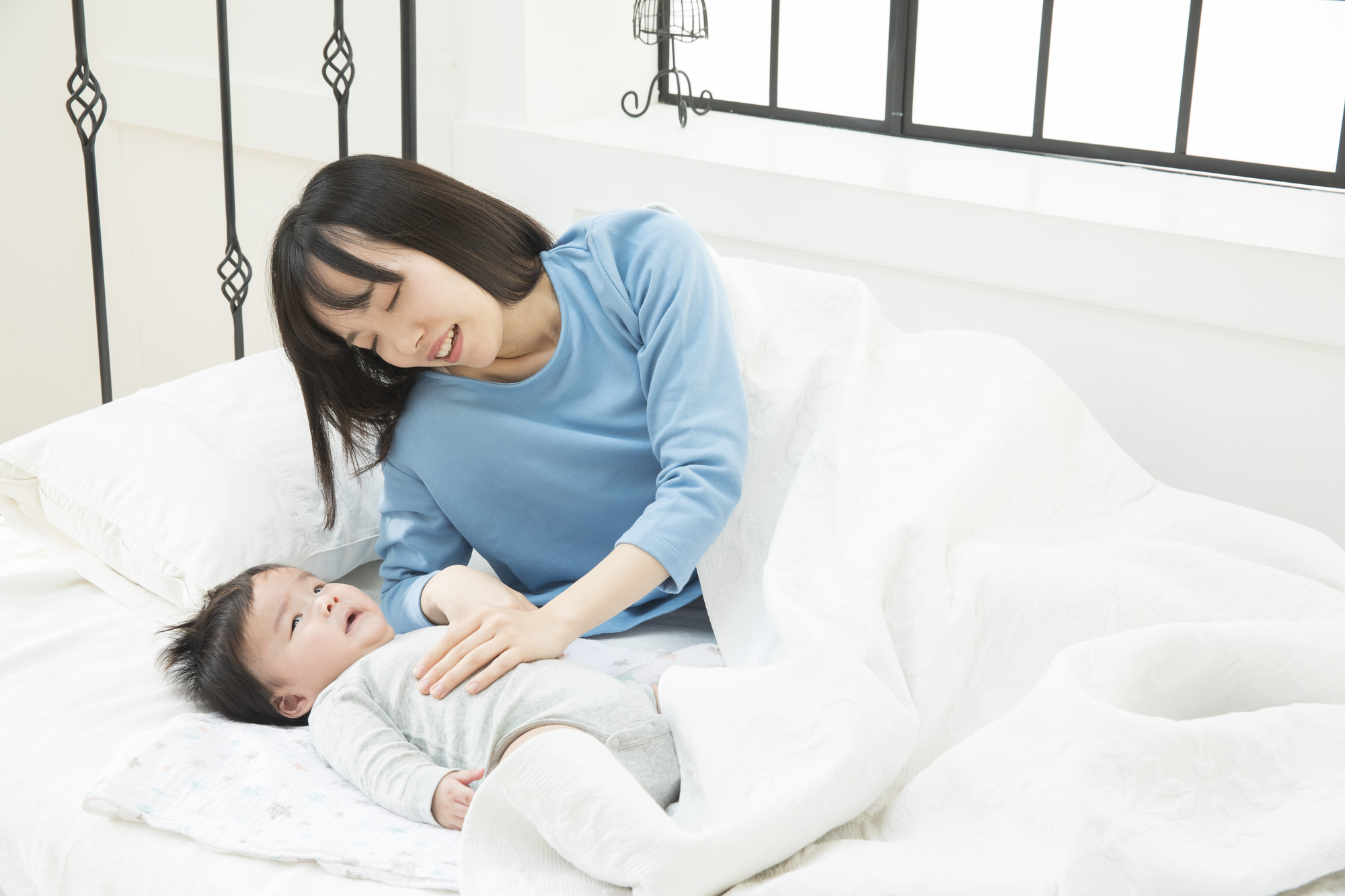 子育て 睡眠不足