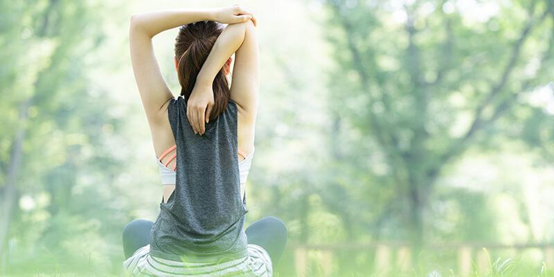 子育て中の運動が影響を与える要素
