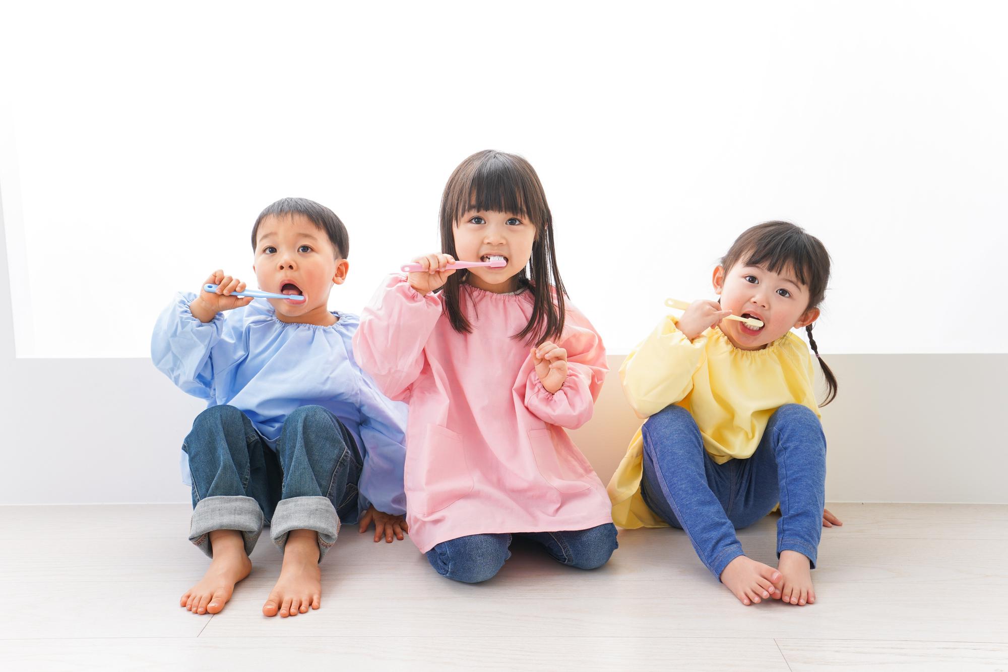 子ども 歯並び 虫歯