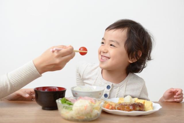 子供 ご飯